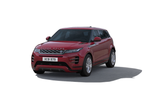Land Rover New Range Rover Evoque – цвет – красный
