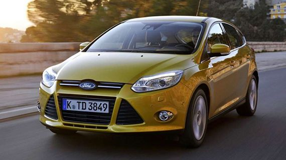 Форд Фокус 3 (Ford Focus 3)