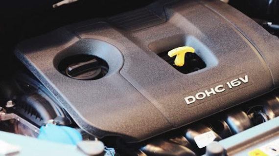 Двигатель DOHS 16V автомобиля