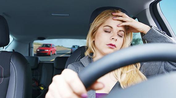 Как посадка в авто влияет на водителя?