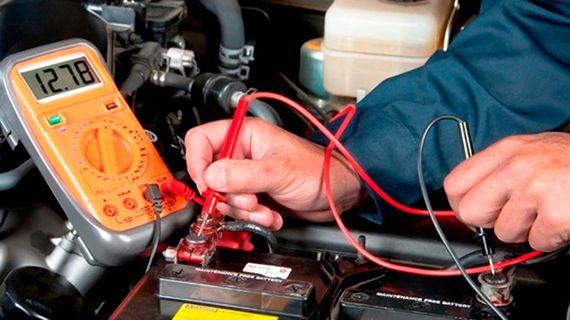 измерение тока у генератора