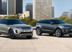 Land Rover New Range Rover Evoque по разумной цене в салонах компании ТТС