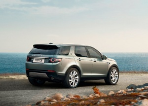 Land Rover Discovery Sport – АКПП
